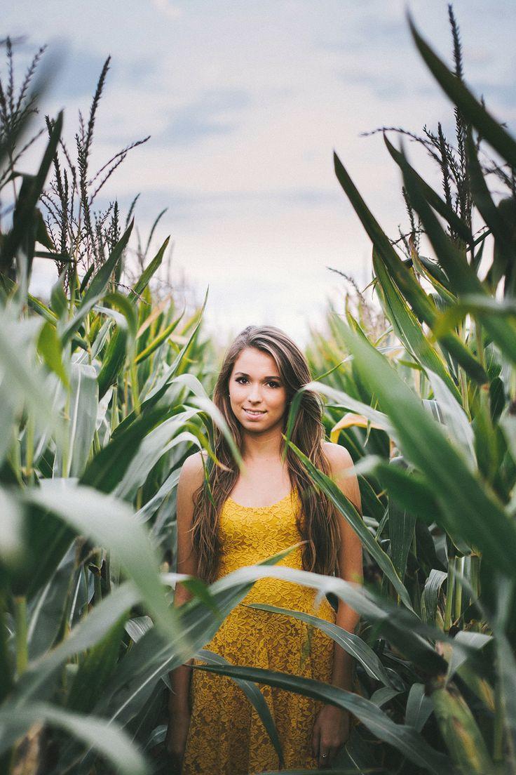Фото в кукурузе идеи