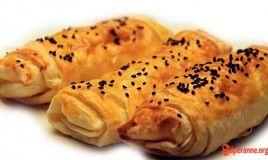 Fıstıklı Rulo Böreği Tarifi (Elazığ)