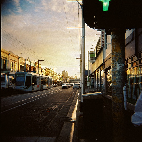 Holga - Victoria Street Richmond by ☆ Ambré ☆, via Flickr