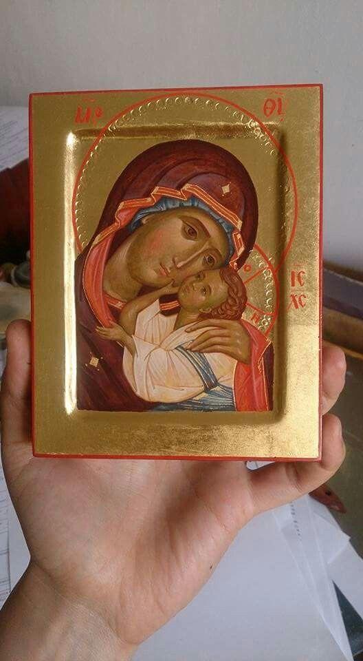 www.ikona-skiniya.com 10*14 cm, by Ekaterina Daineko