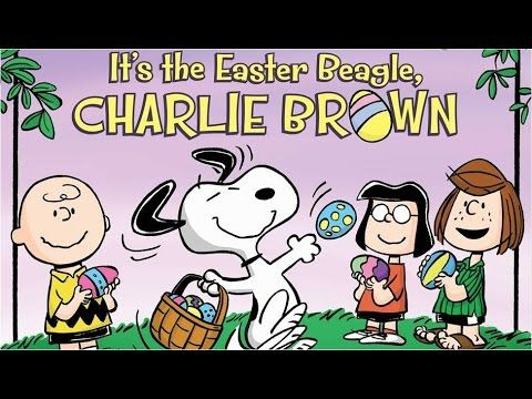 Charlie Brown Easter Special Full Episode! It's the Easter Beagle Snoopy HD