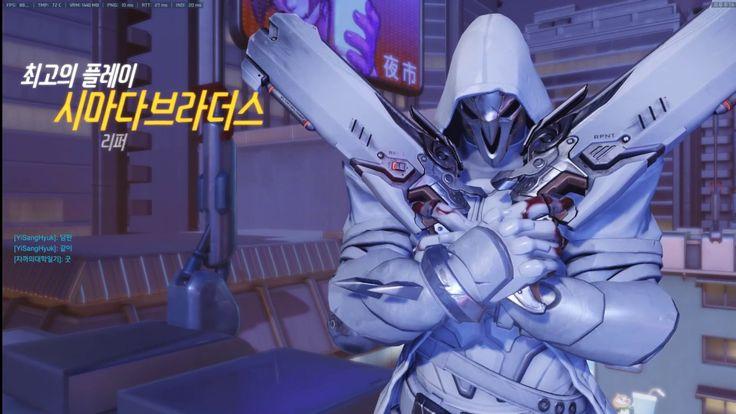 [소년시노비] 오버워치 경쟁전 2017.03.02 Part 03