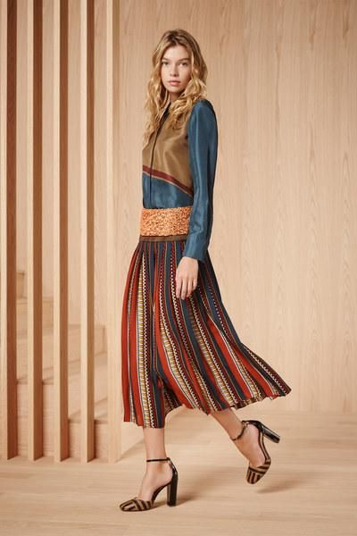 See every look from Tory Burch Pre-Fall 2016