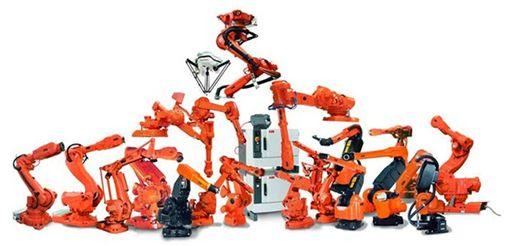 para lograr se competitiva en el área de la mectrónica es necesario aprender a usar robots industriales