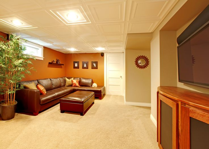Awesome Basement Project Ideas