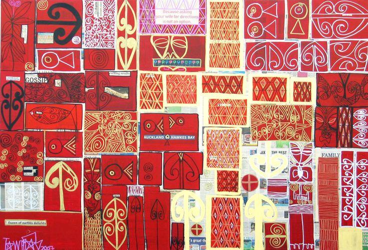 Tracey Tawhiao art