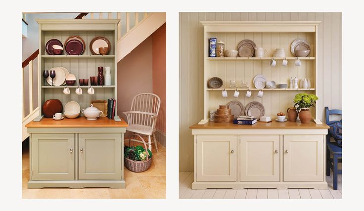 Dressers and Larders by John Lewis of Hungerford