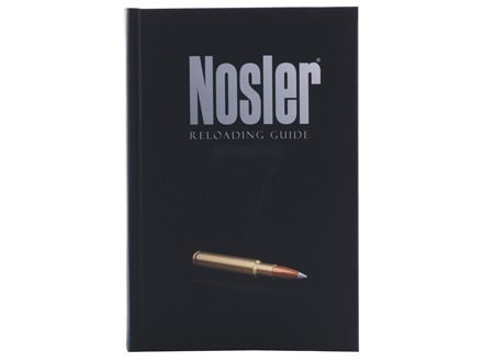 """Nosler """"Reloading Guide #7"""" Reloading Manual"""