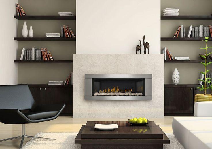 Napoleon Gas Fireplace Design