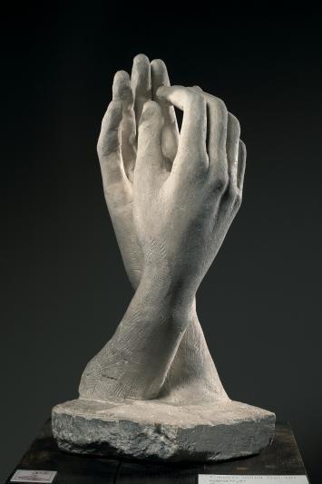La Catedral. Rodin. Museo Rodin, París *
