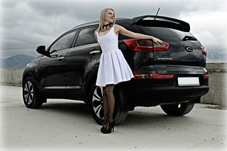 The Kia Sportage is a Compact SUV Built by the South Korean Manufacturer Kia