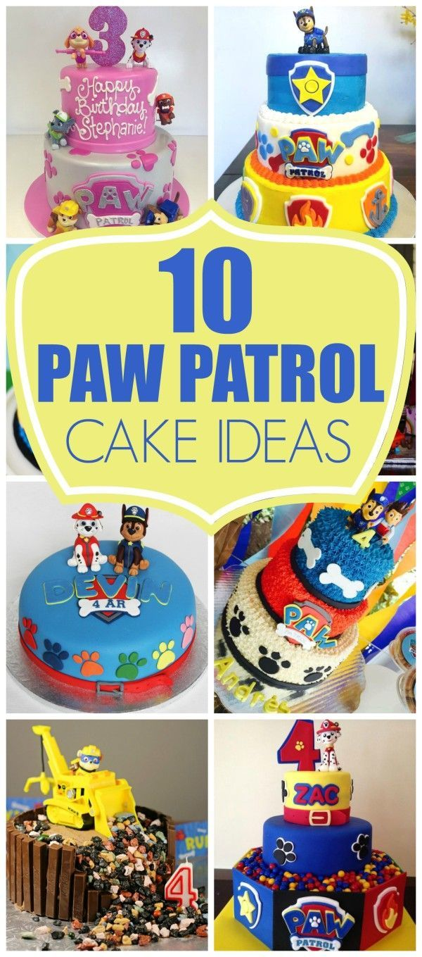 Best 25+ Paw patrol birthday ideas on Pinterest | Puppy patrol ...
