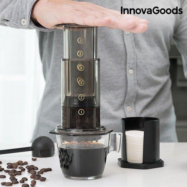 Manuelle #Kaffeepresse #Kaffee #Genuss #brühen #Küche