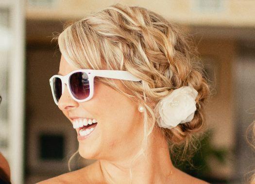 Bruidskapsels 2015 voor bruiden met krullend/golvend haar! [Foto´s]