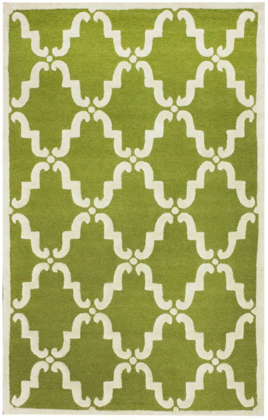TuscanTrellis Rug Green Living RoomsLiving Room