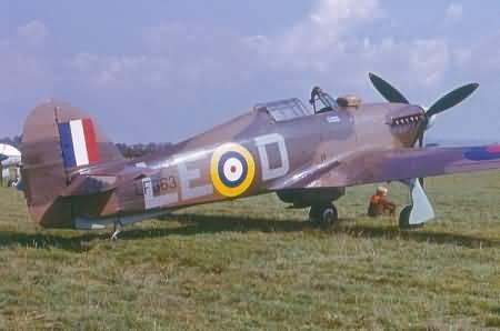 Hawker Hurricane Mk.IICHurricane Mkiic