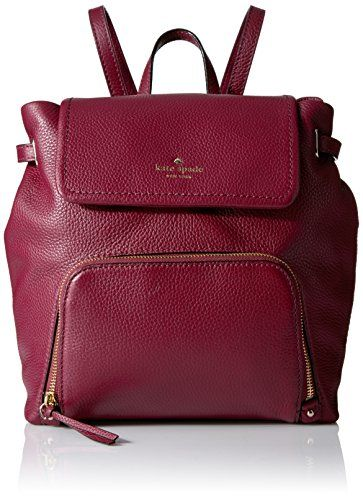 kate spade new york Cobble Hill Charley Merlot *** Check this awesome product by going to the link at the image.
