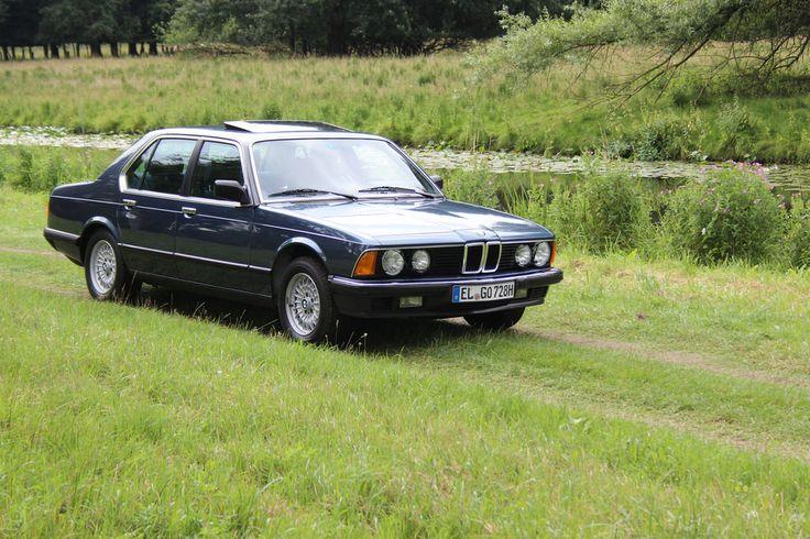 Alle Größen | 1985 BMW 728i EL GO 728 H Oldtimer & Picknick Schüttorf 09.07.2017 | Flickr - Fotosharing!