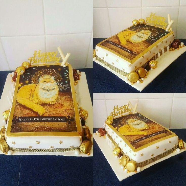 Tarot cake