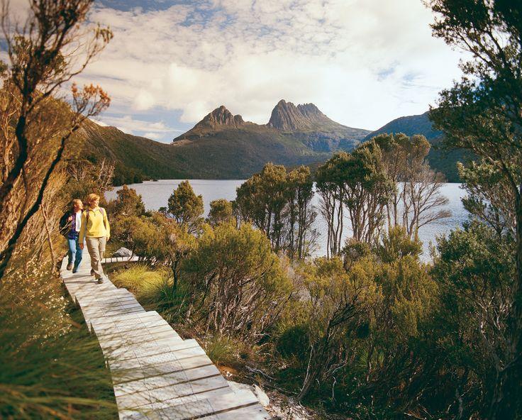 Cradle Mountain in #Tasmania