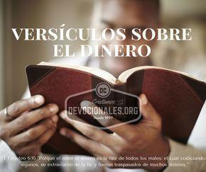 16 Versículos Bíblicos Sobre El Dinero En la Biblia