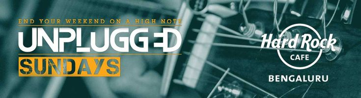 Unplugged Sundays feat. Clown with a Frown @ Hard Rock Cafe - http://explo.in/1RalaIl #Bangalore #Music