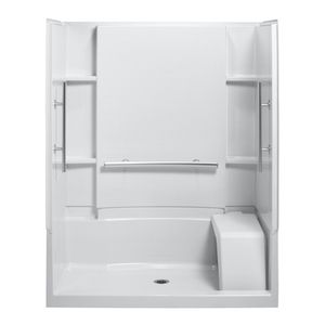 S72290103N0 Accord Tub Wall Kit Tub/Shower Wall Kit - White