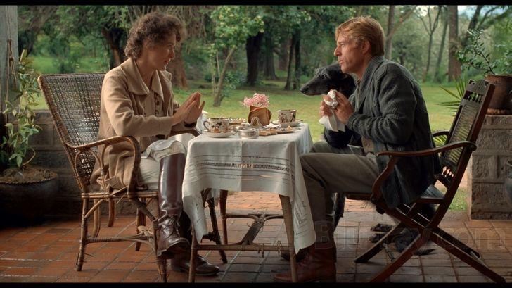 Watch a Great Love Story: OUT OF AFRICA