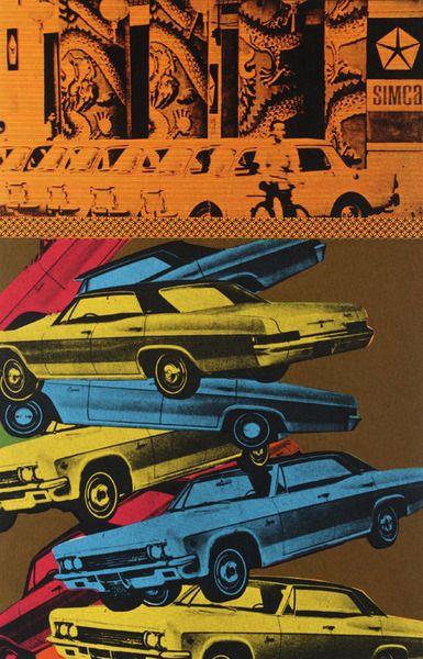 Pop Art- Eduardo Paolozzi | #Poster #1967