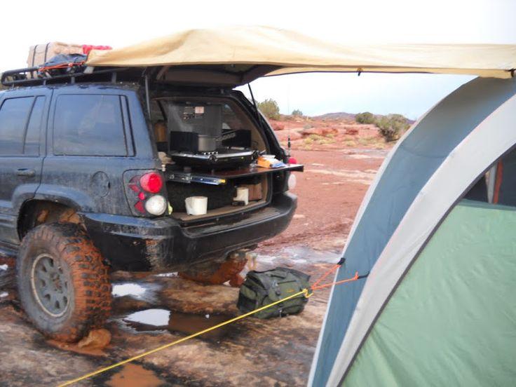41 Best Images About Rear Door Tent On Pinterest Nissan