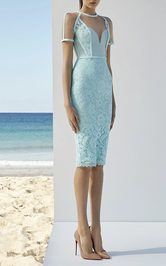 Aldrich Lady Dress by ALEX PERRY for Preorder on Moda Operandi