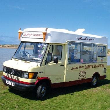 Best Ice-Cream in Britain - Hocking's of Appledore, North Devon - yum!