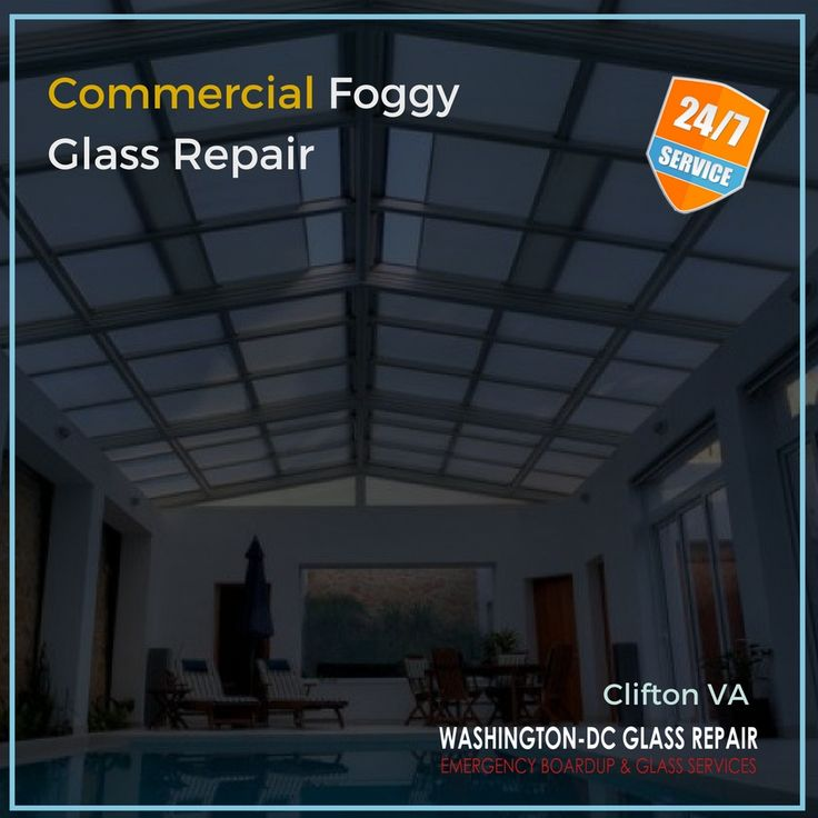 In Washington DC, We are professionals in Commercial glass window & foggy glass repair and replacement, to know more about us contact @202-621-0304, 703-879-8777!