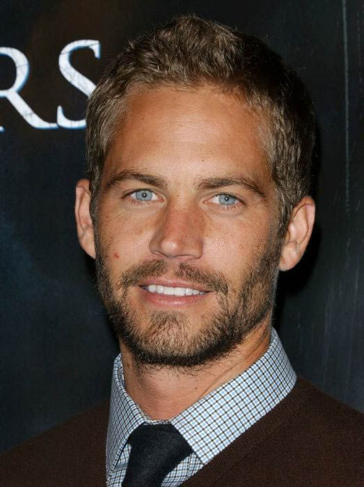 "Paul Walker at the ""Flags of Our Fathers"" premiere in November 2013..."