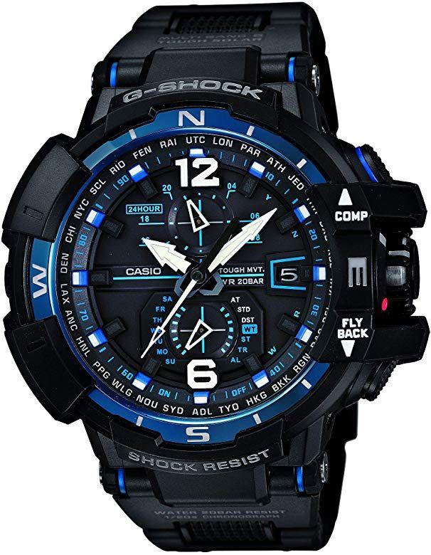 Casio G Shock Sky Cockpit Tough Solar Mvt Multiband6 Gw A1100fc 1ajf Watch Japan Import Imported Soloar Wristwatch Affili In 2020 Casio G Shock Casio Wrist Watch