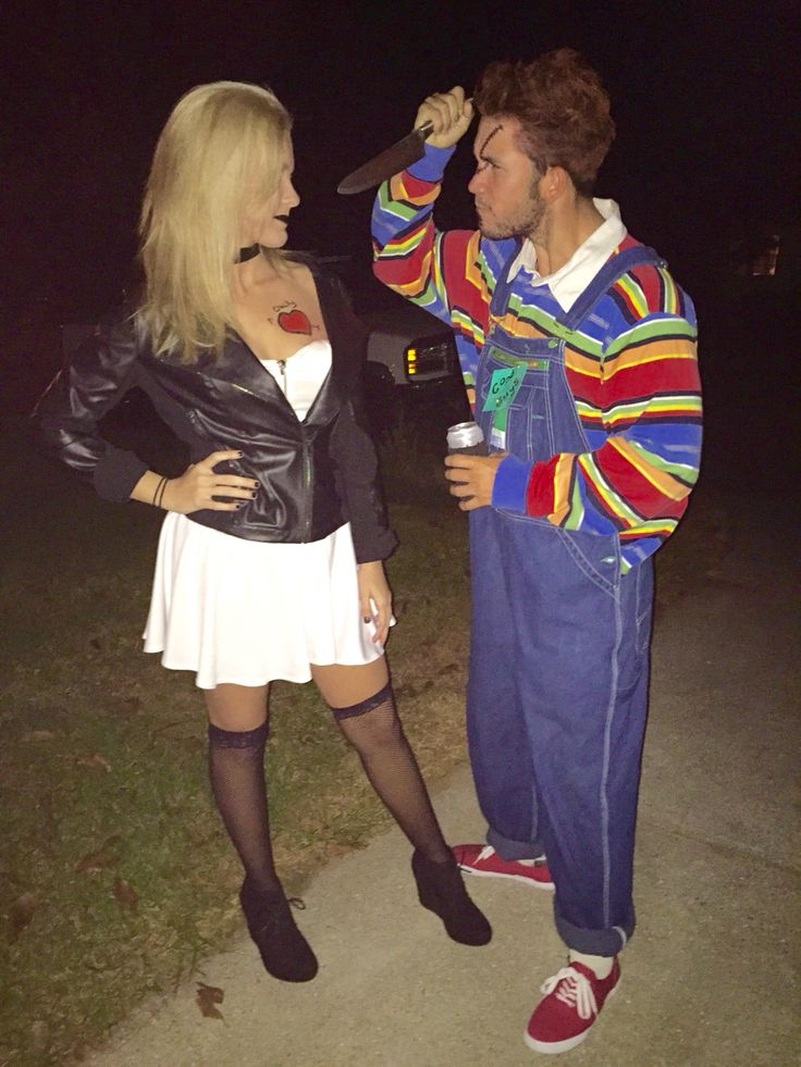 Couple Halloween costume ideas                                                                                                                                                                                 More