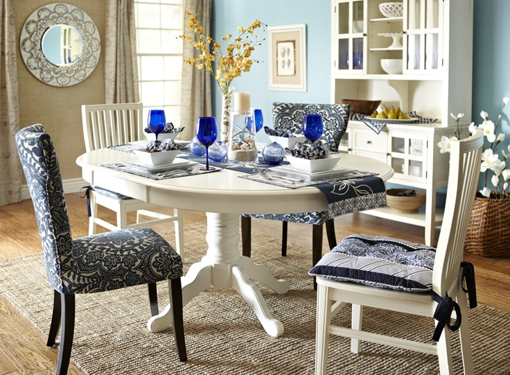 17 best images about give your home a little tlc on for Pier 1 dining room cushions