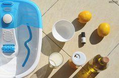 Prends ton pied avec des bulles et une recette maison ! (+Concours : un Pedicure Foot Spa de Scholl à gagner!)