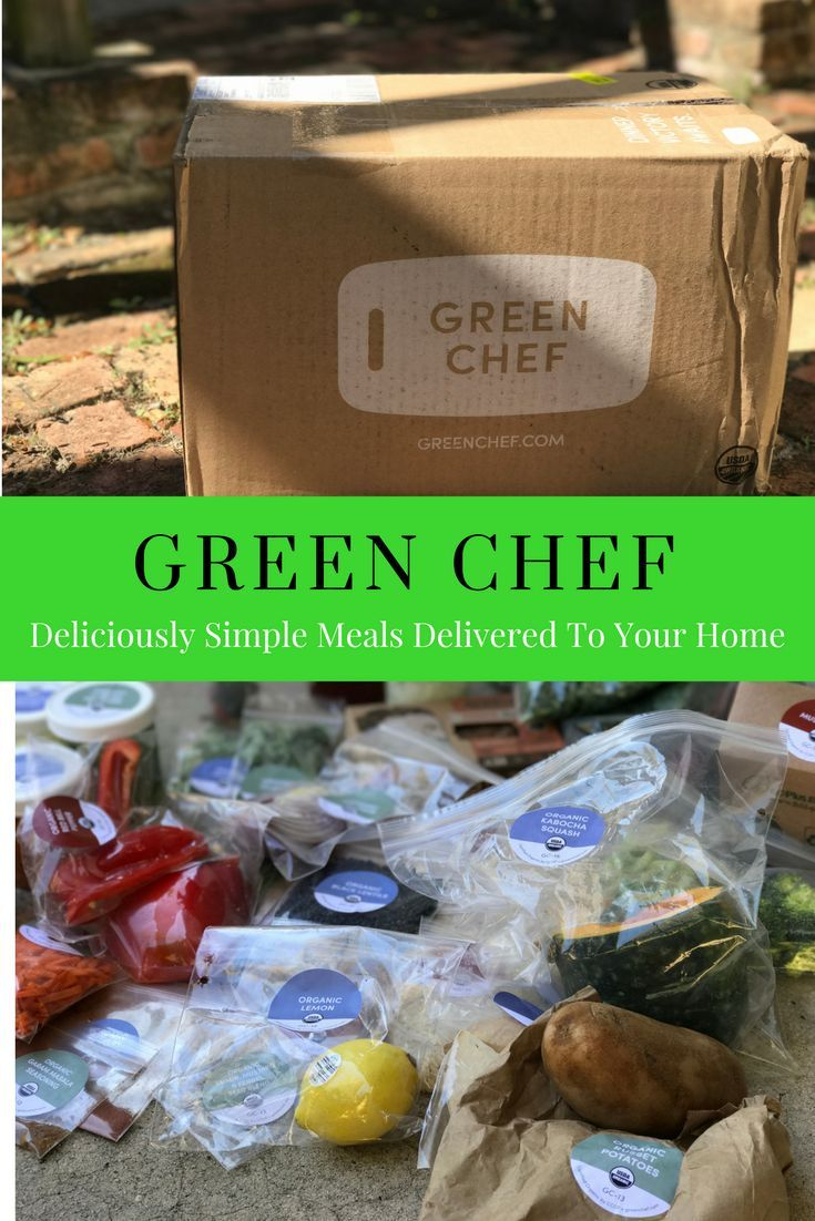 Green Chef - Deliciously Simple Meals Delivered To Your Home