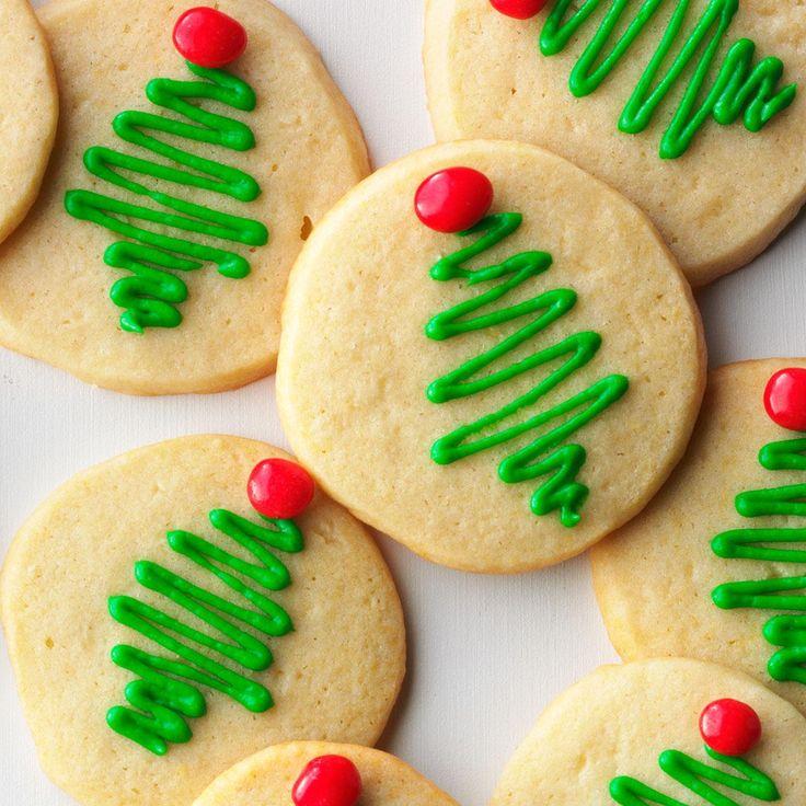 Holiday Sugar Cookies Recipe | Taste of Home