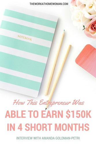 How This Entrepreneur Was Able to Earn $150K in 4 Short Months