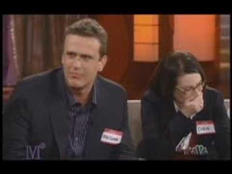 """Neil Patrick Harris and Jason Segel sing """"Confrontation"""" from Les Mis on the Megan Mullally Show. They're so intense about this song - fantastic!"""