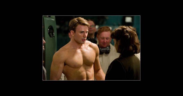 Qui peut résister au charme d'un super-héros ? Chris Evans revêt pour la 3e fois déjà le costume moulant de Captain America, le sauveur au bouclier étoilé. Et i......