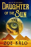 Book-o-Craze: Review: Daughter of the Sun (Cult of the Cat #1) b...