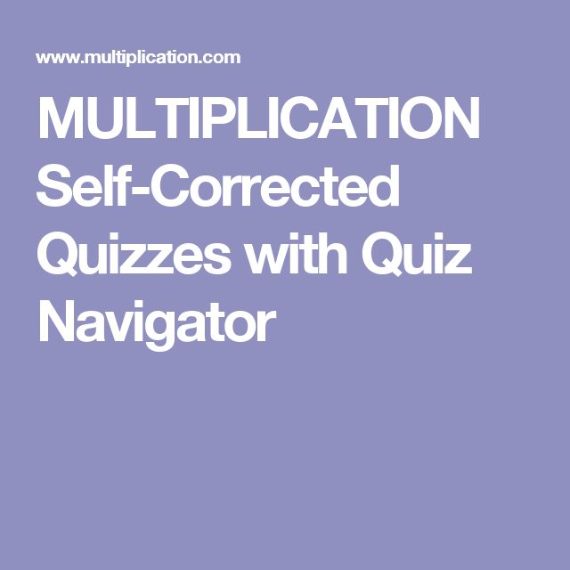 1000+ ideer om Multiplication Quiz på Pinterest | Multiplikasjon