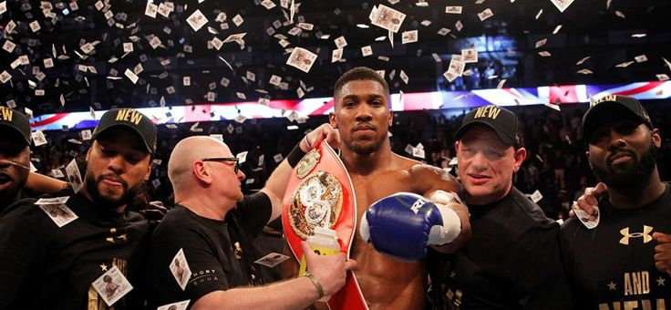 Anthony Joshua vs Dominic Breazeale - A Night of World Championship Boxing 25 June 2016 at The O2 Arena London Tickets Available Here https://www.globalticketsuk.com/   #AnthonyJoshua #Boxing #DominicBreazeale #IBFWorldChampion #Eventticketseller