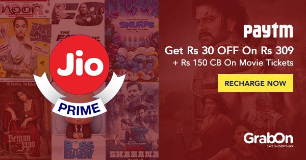 Book Ur #Bahubali2 tickets while getting a #JIO recharge! #Baahubali2 #Bollywood #JioDhanDhanaDhan #AkshayaTritiya #Paytm