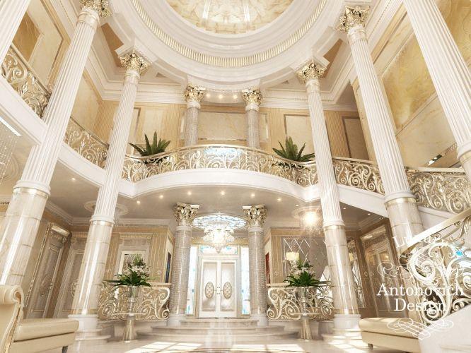 Питер элитный дизайн коттеджей от Antonovich Design