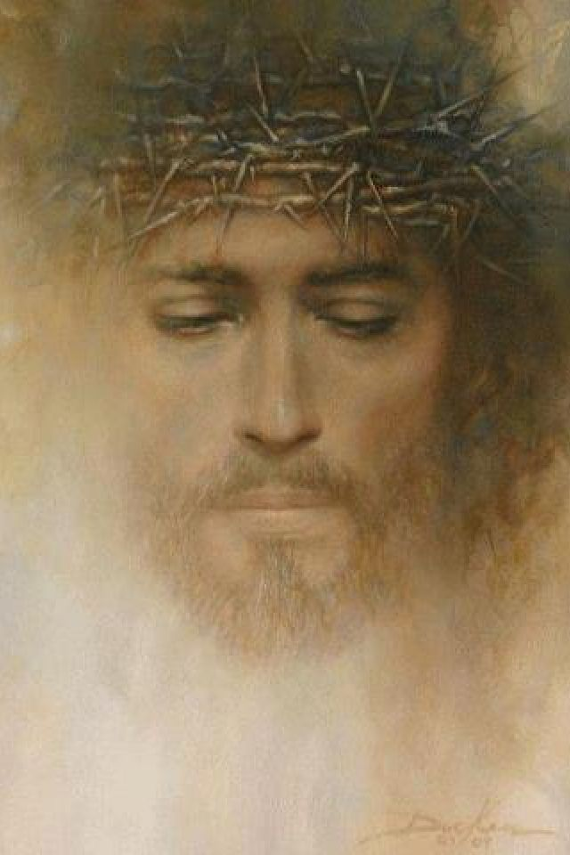 """Crown Of Thorns - """"Destroyed because of our sins, he was crushed for our wickedness...."""" - Isaiah 53:5"""