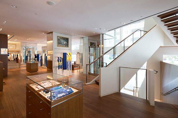 singapore: hermès store renewal